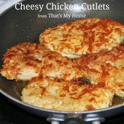 Chicken Cutlets recipe