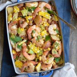 Cajun Potato Salad recipe