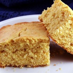 Maple Syrup Cornbread recipe