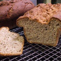Gluten Free 5 Grain Bread recipe