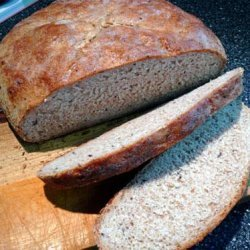 Rye Bread for the Bread Machine recipe
