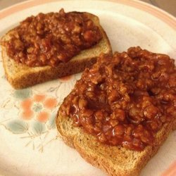 Turkey Sloppy Joes recipe