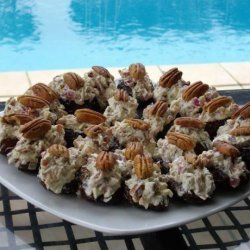 Blue Cheese and Pecan Stuffed Dates recipe
