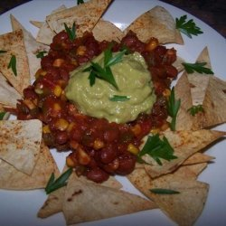 Super Vegan Healthy Nachos recipe