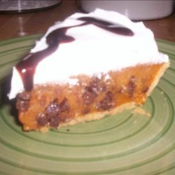 Mini Chocolate Chip Butterscotch Pudding Pie recipe