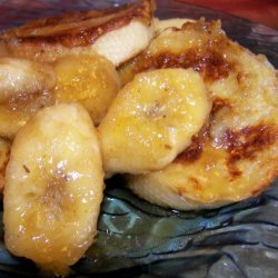 French Toast With Rum Bananas recipe