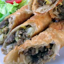Miriam's Egg Rolls recipe
