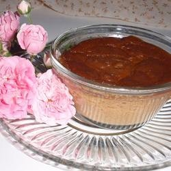 Baked Indian Pudding With Maple Syrup recipe