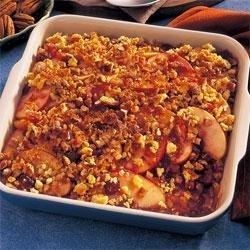 Scalloped Apple Bake recipe