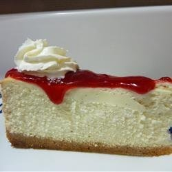 Chevre Cheesecake recipe