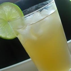 Sweet Lime Iced Tea recipe