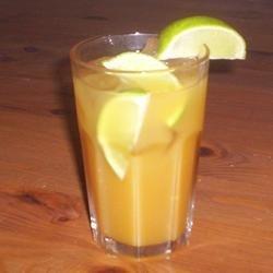 Caribbean Rum Punch recipe