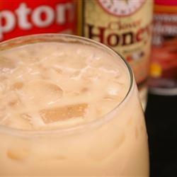 Honey Milk Tea - Hong Kong Style recipe