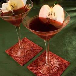 Red Apple Martini recipe