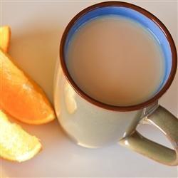 Hot Chai Latte recipe