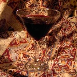 Vodka Blueberry Liqueur recipe