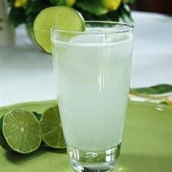 Refreshing Limeade recipe