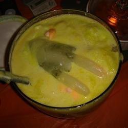 Swamp Frog recipe