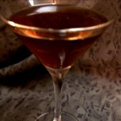 Black Forest Martini recipe
