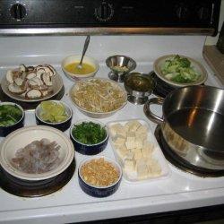 Fondue Dipping Sauces recipe
