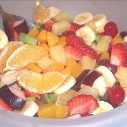Fruit Salad from Heaven recipe
