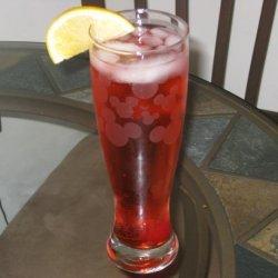 Pink Gin Spritzer recipe