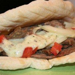 Jersey Diner Tzatziki Sauce recipe