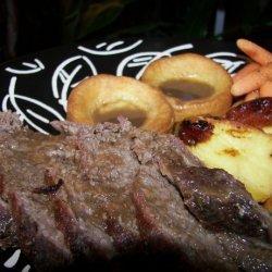 Jamie Oliver's Best Roast Beef recipe