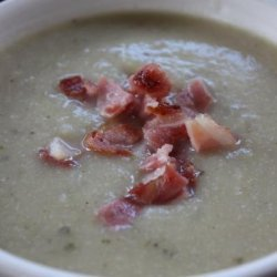 Cauliflower and Potato Soup recipe