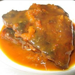 Ginger and Toffee Self Saucing Pudding recipe