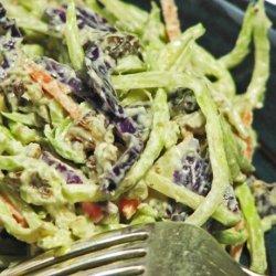 Creamy Broccoli Slaw recipe
