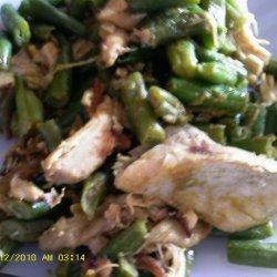 Gai Pad Khing recipe