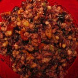 Mixed Grain Salad recipe