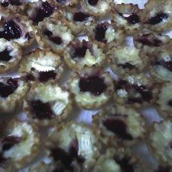 Raspberry Brie Bites recipe
