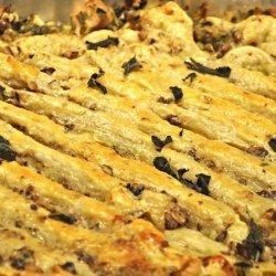 Turkey and Sweet Leek Pie recipe