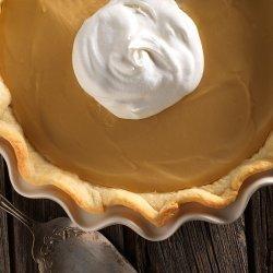 Maple Cream Pie recipe