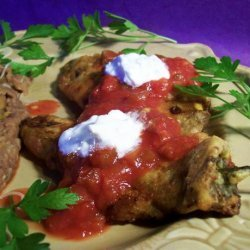 Classic Chili Rellenos With Anaheim Peppers recipe