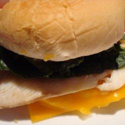 Southwest Spicy Fish Sandwich recipe