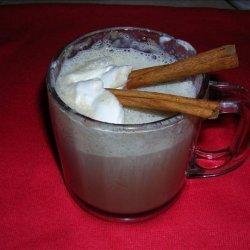 Hot Mexican Spiced Cocoa recipe