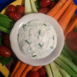Green Goddess Dip recipe