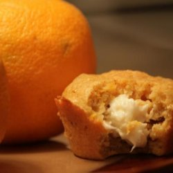 Carrot Cake Muffins With Cheesecake Filling (Lite) recipe
