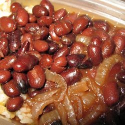 Quick Red Beans and Rice recipe
