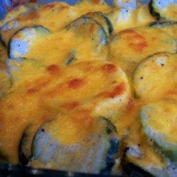 Quick Zucchini Casserole recipe