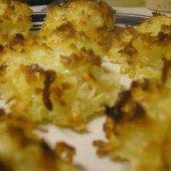 Coconut Macaroons or Macaroon Kisses recipe