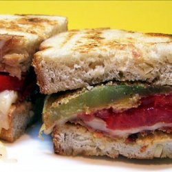 Fried Green Tomato and Bacon Sandwich recipe