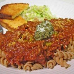 Tuscan Beef & Pasta recipe