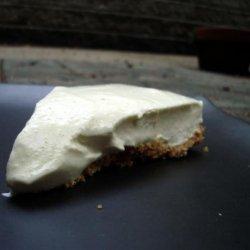 Lemon Cream Cheese Refrigerator Dessert (No-Bake) recipe