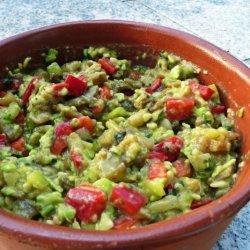 Rockin' Guacamole (Southwest) recipe