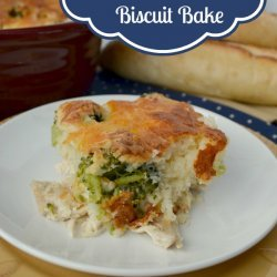 Chicken Biscuit Bake recipe