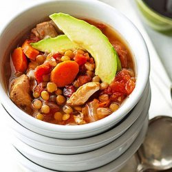 Chipotle Chicken Stew recipe